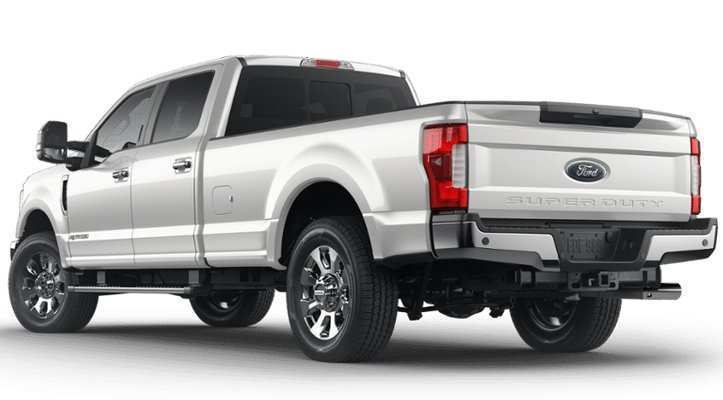 78 Concept of 2019 Ford Super Duty 7 0 Spesification for 2019 Ford Super Duty 7 0