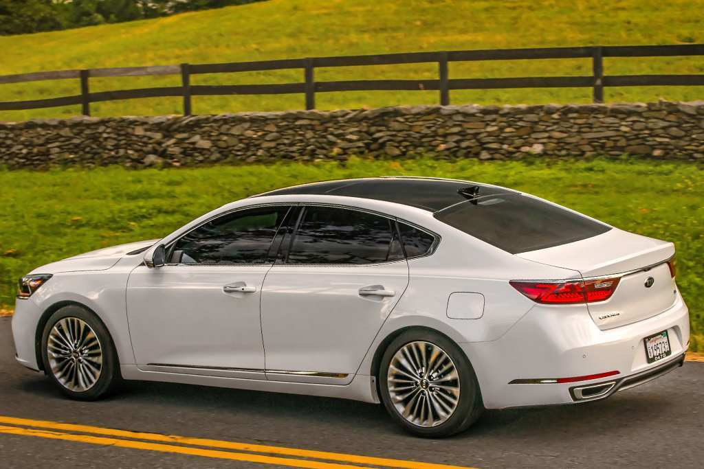 78 Concept of 2019 Kia Cadenza Review with 2019 Kia Cadenza