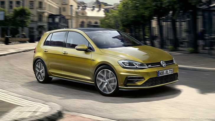 78 Concept of 2019 Volkswagen R Images with 2019 Volkswagen R