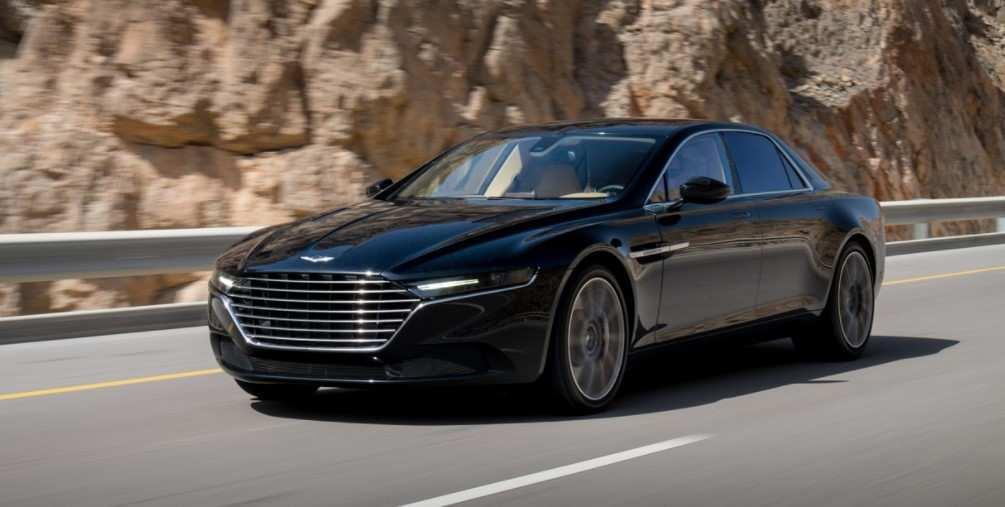 78 Concept of 2020 Aston Martin Lagonda Release for 2020 Aston Martin Lagonda
