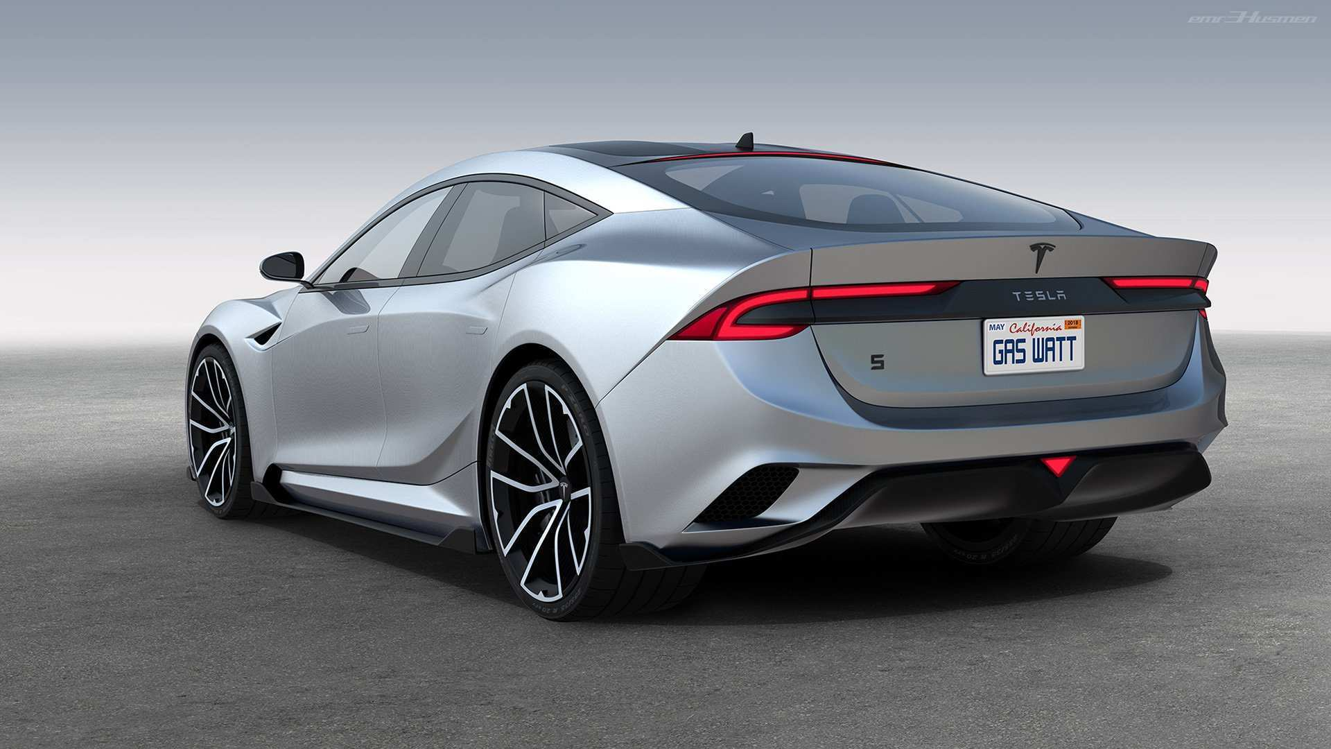 78 Concept of Tesla S 2020 Spy Shoot for Tesla S 2020