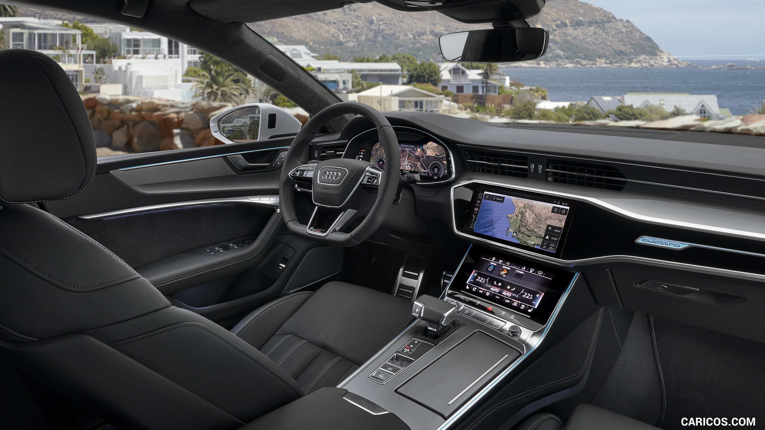 78 Gallery of 2019 Audi A7 Interior New Concept for 2019 Audi A7 Interior