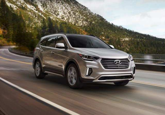 78 Gallery of 2019 Hyundai Santa Fe Test Drive Picture by 2019 Hyundai Santa Fe Test Drive