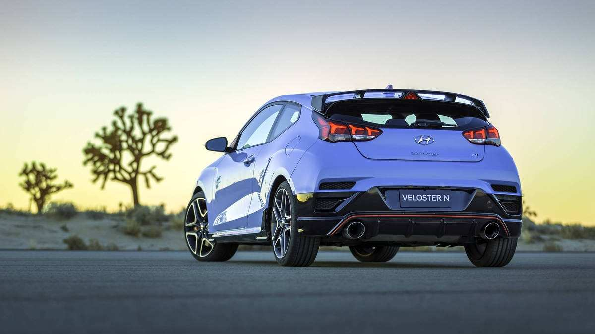 78 Gallery of 2019 Hyundai Veloster N Specs and Review for 2019 Hyundai Veloster N