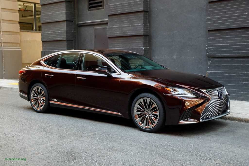 78 Gallery of 2019 Lexus 460 Research New for 2019 Lexus 460