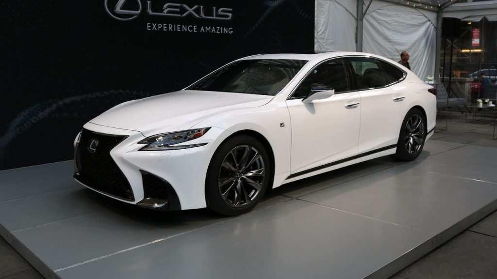 78 Gallery of 2019 Lexus 500 Interior by 2019 Lexus 500