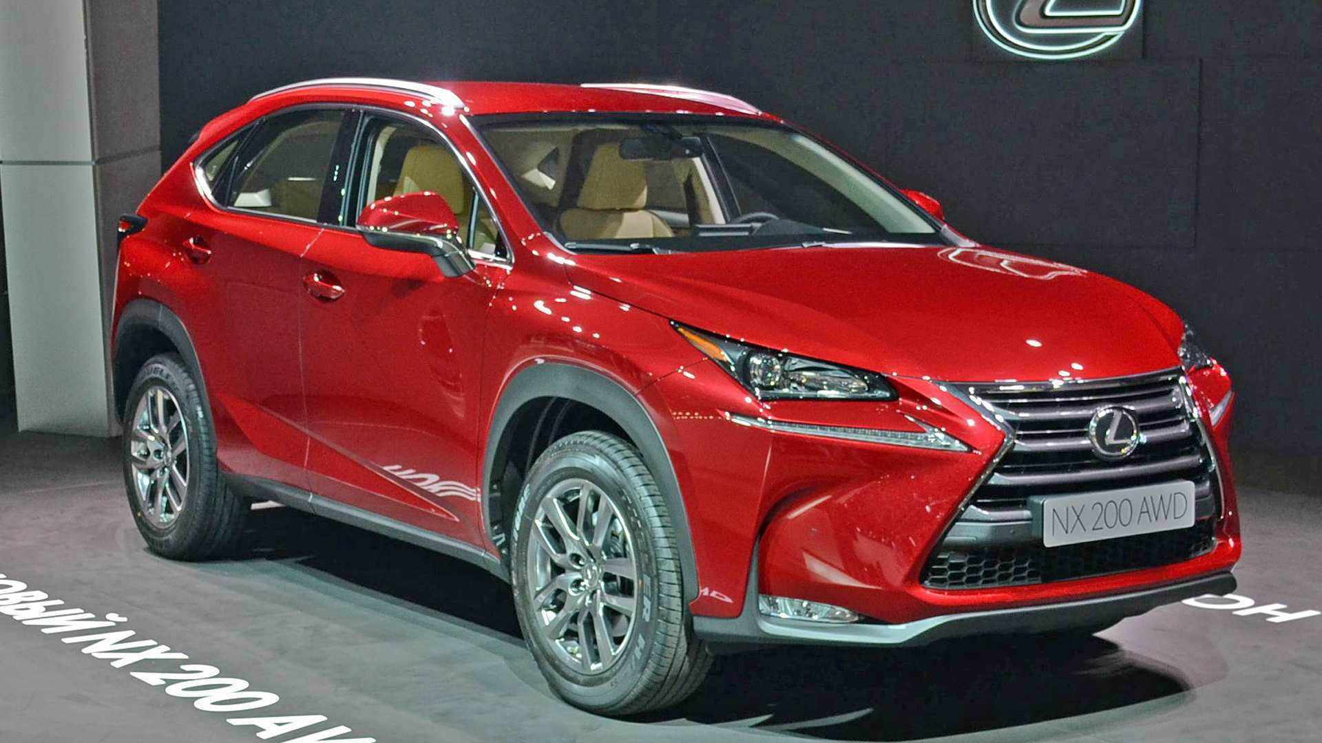78 Gallery of 2019 Lexus Nx200 History with 2019 Lexus Nx200