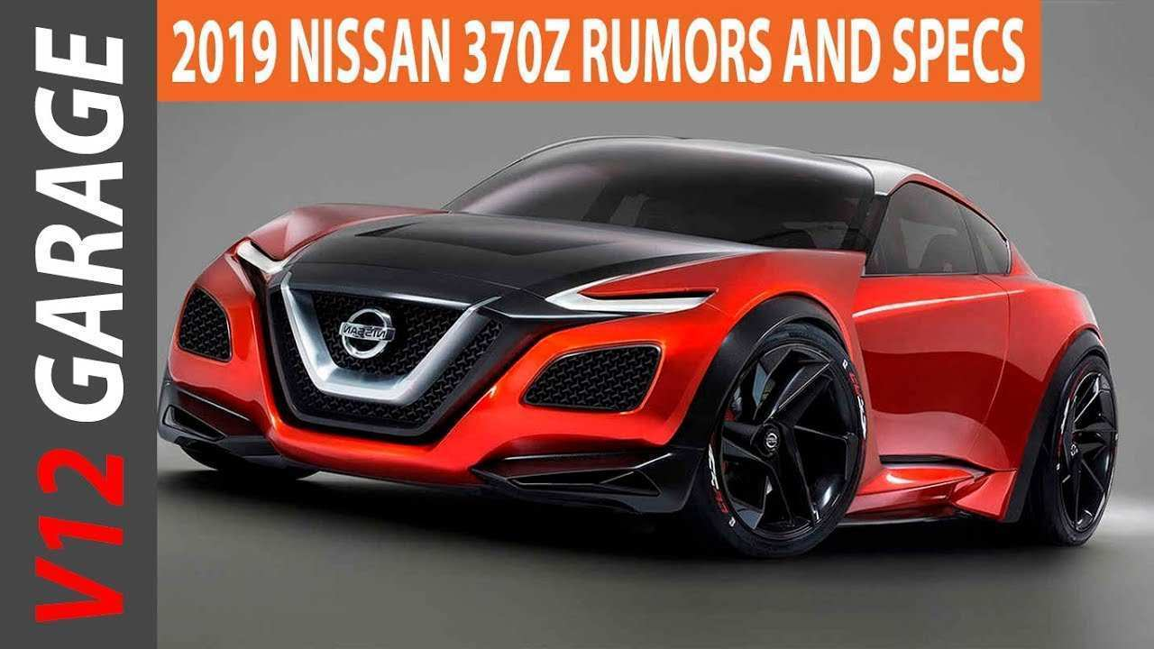 78 Gallery of 2019 Nissan 370Z Redesign First Drive for 2019 Nissan 370Z Redesign