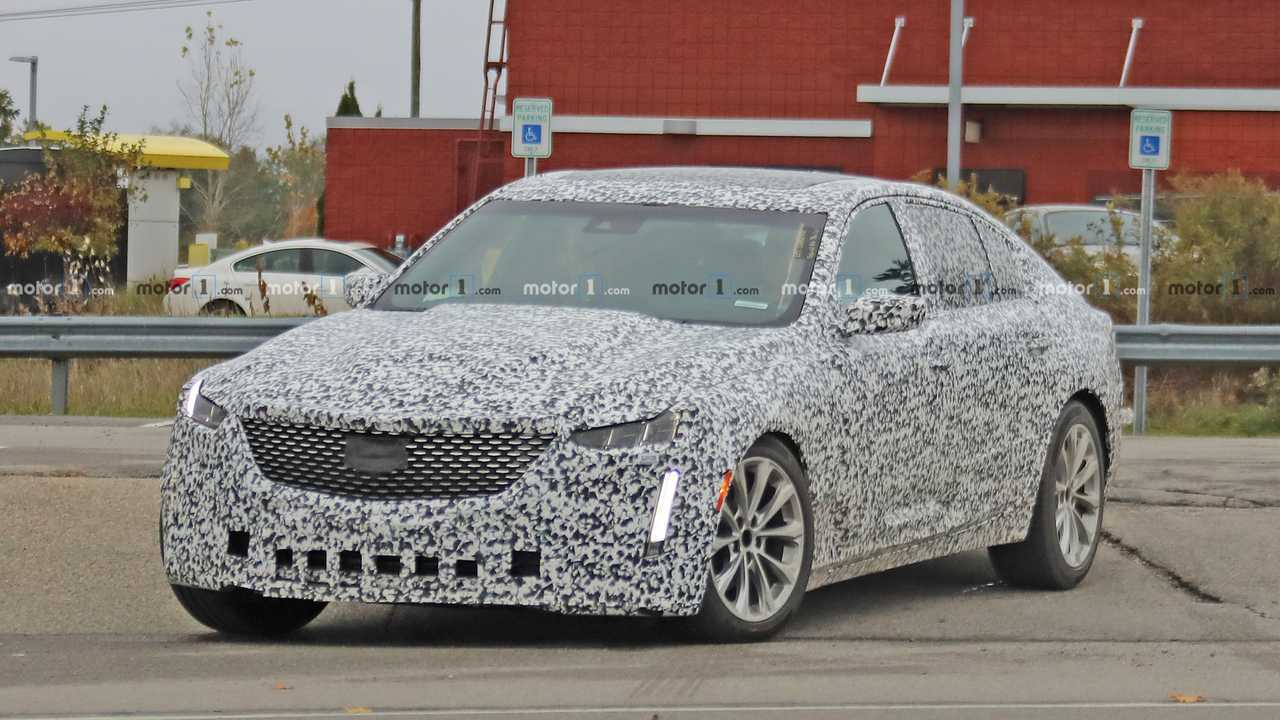 78 Gallery of 2020 Cadillac Cts Performance and New Engine for 2020 Cadillac Cts