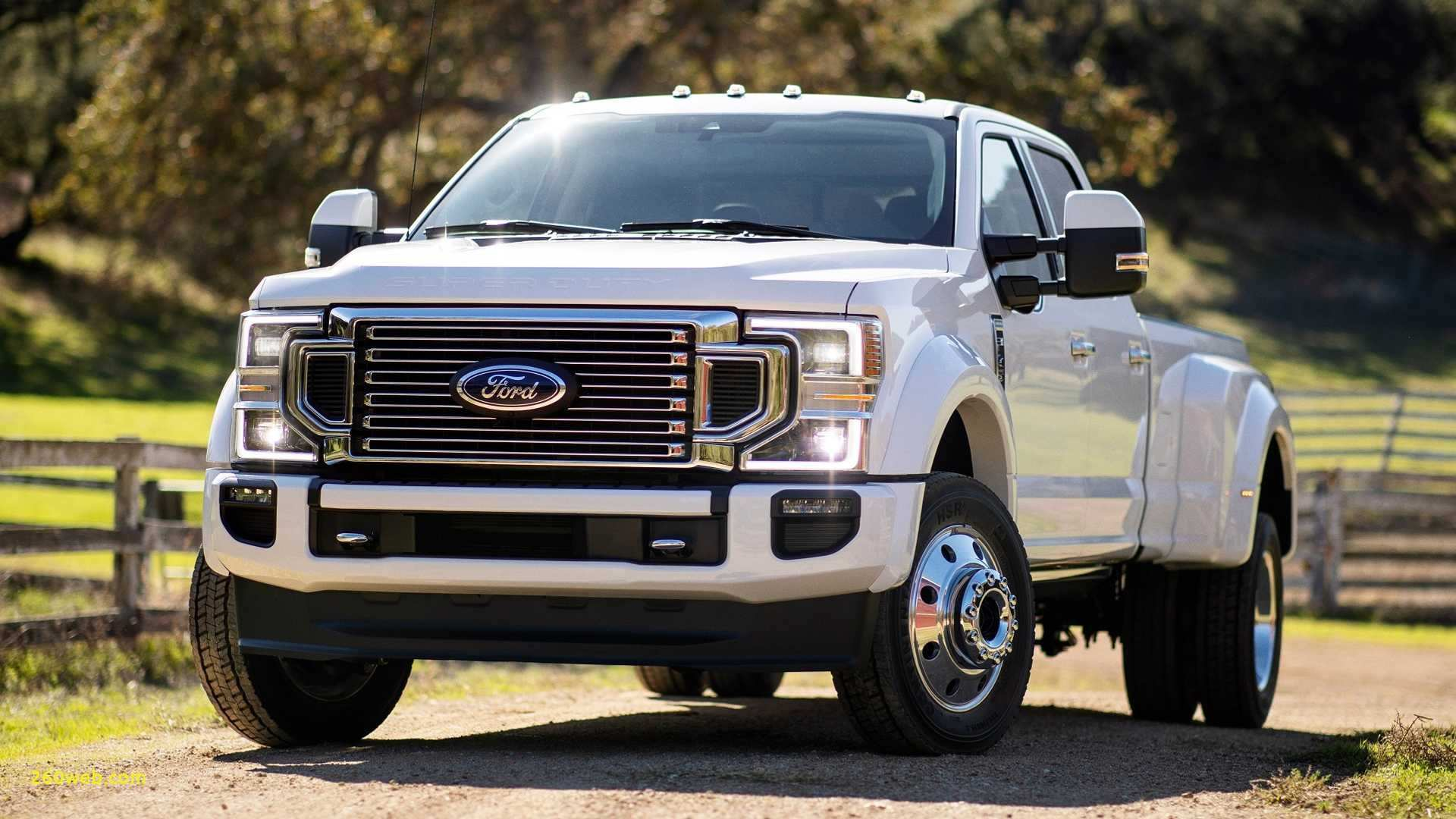78 Gallery of 2020 Ford 7 3 Overview by 2020 Ford 7 3