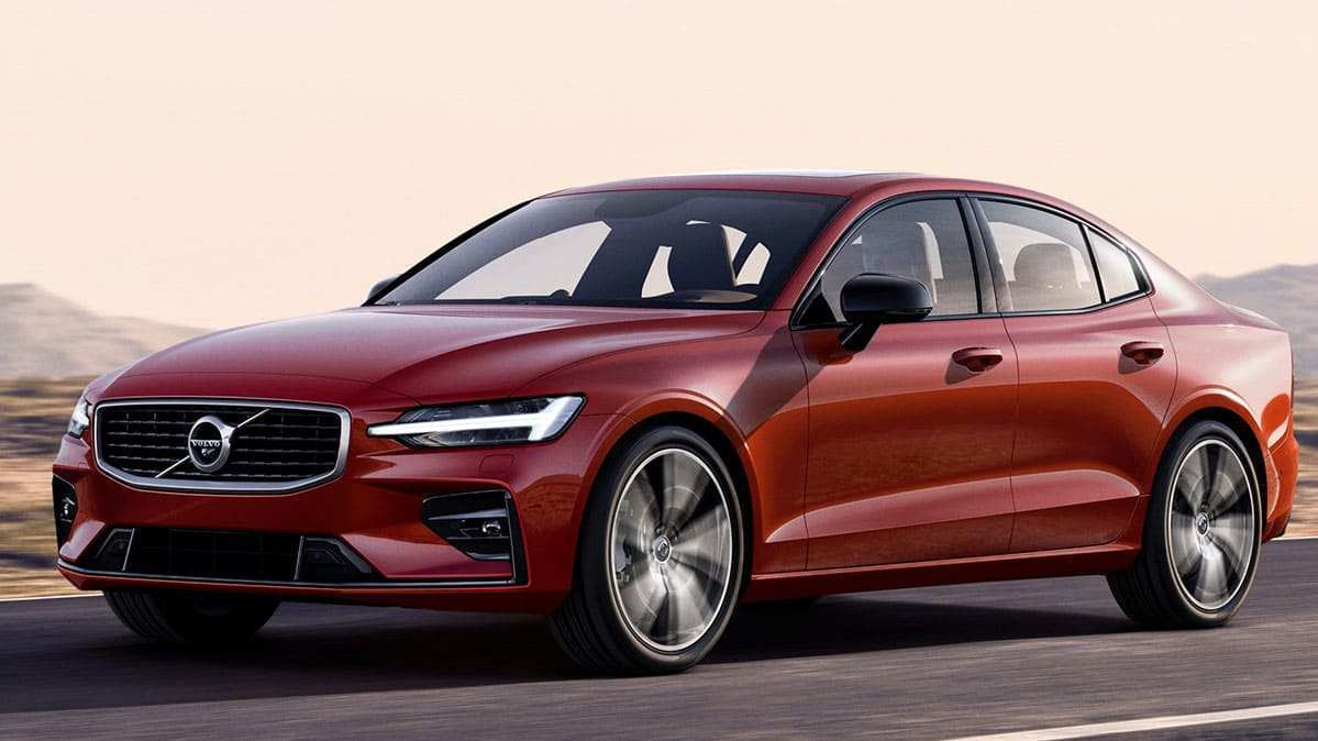 78 Gallery of New 2019 Volvo S60 Style with New 2019 Volvo S60
