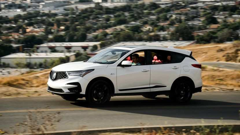 78 Great 2019 Acura Zdx Exterior and Interior by 2019 Acura Zdx