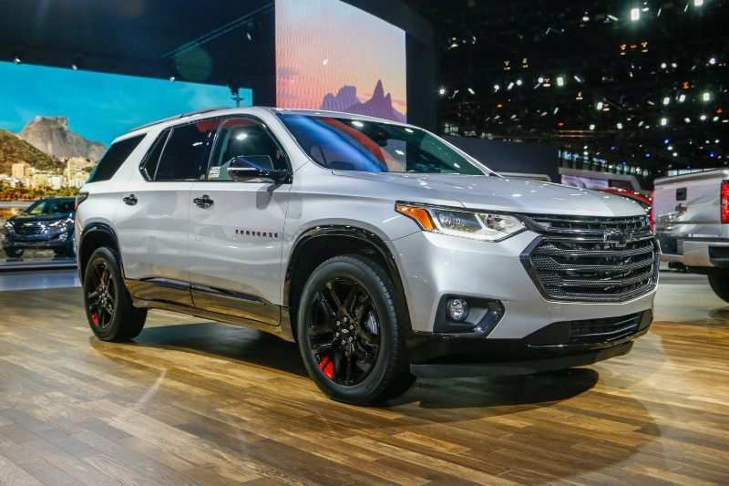 78 Great 2019 Chevrolet Trailblazer Overview by 2019 Chevrolet Trailblazer