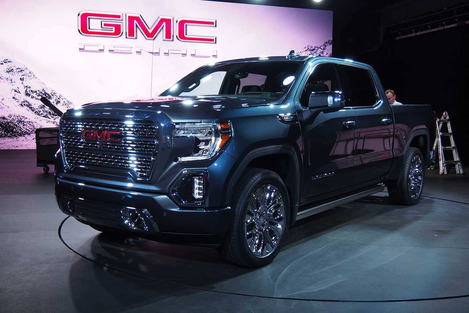 78 Great 2019 Gmc Pickup Tailgate Concept by 2019 Gmc Pickup Tailgate