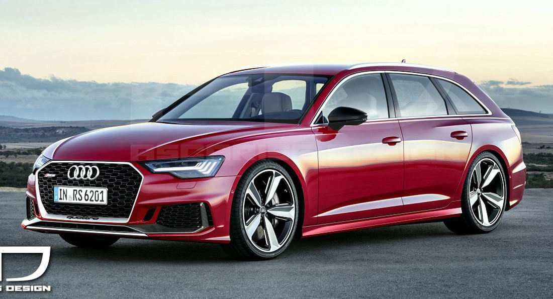 78 Great 2020 Audi Rs6 Overview by 2020 Audi Rs6
