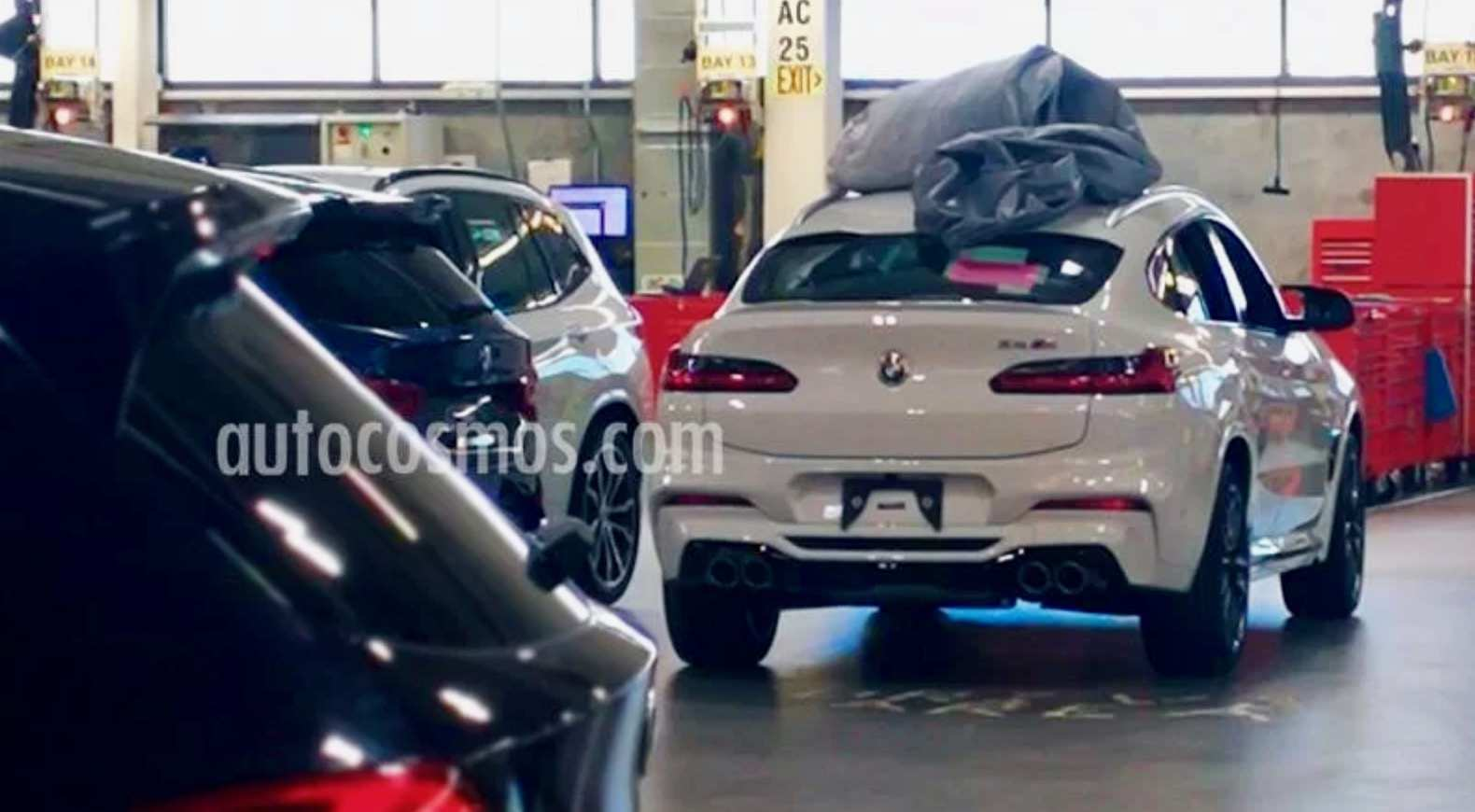 78 Great 2020 Bmw X4M Release Date with 2020 Bmw X4M