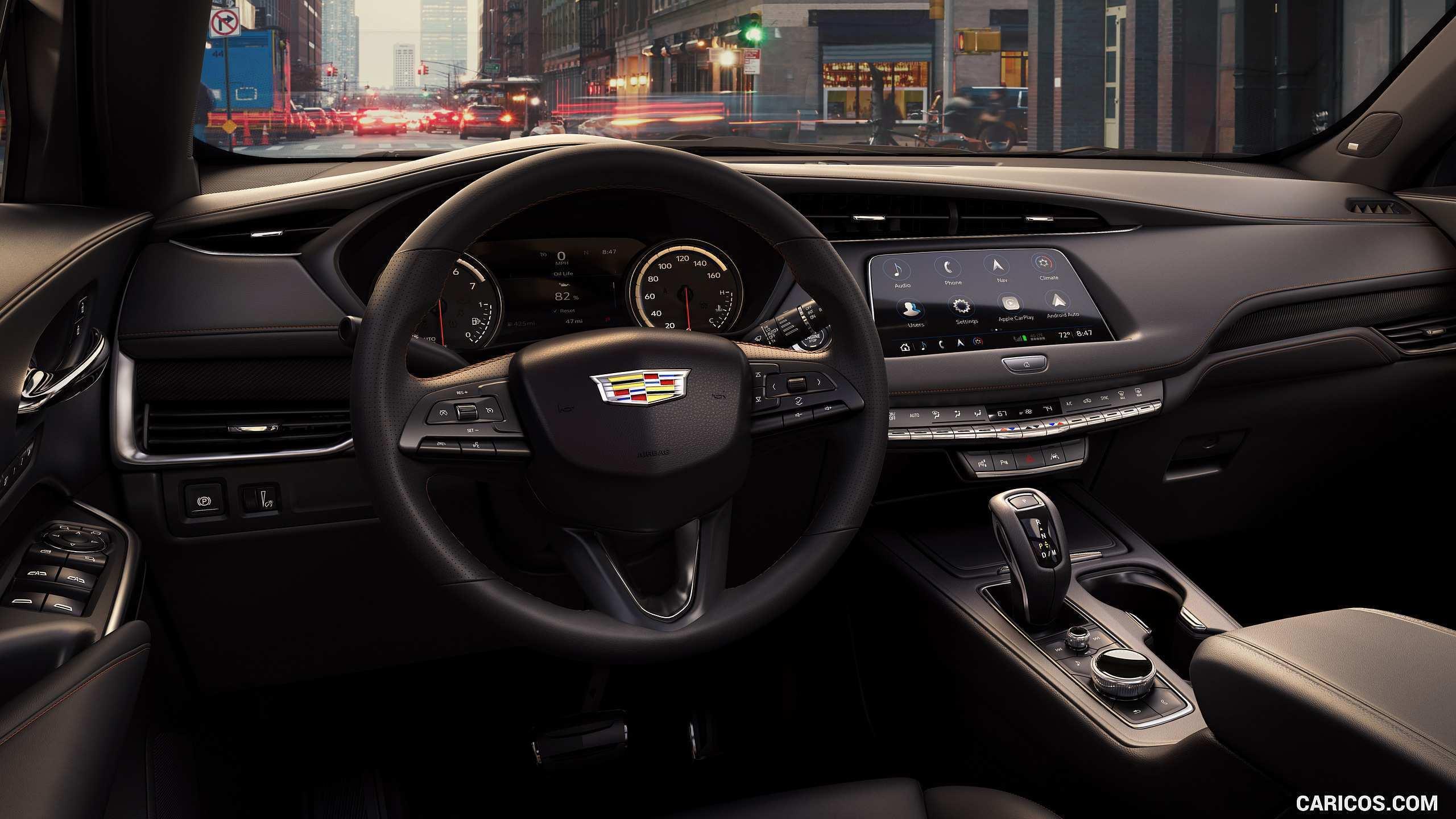78 New 2019 Cadillac Interior Spesification by 2019 Cadillac Interior