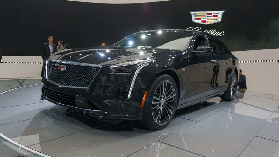78 New 2019 Cadillac Twin Turbo V8 Exterior and Interior with 2019 Cadillac Twin Turbo V8