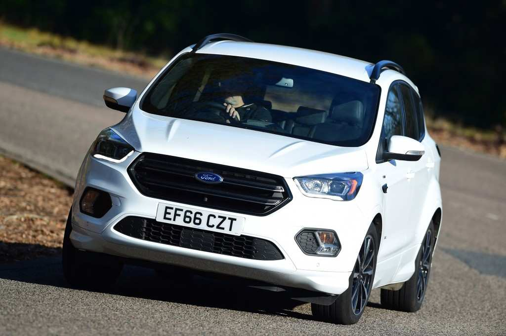 78 New 2019 Ford Kuga Speed Test by 2019 Ford Kuga