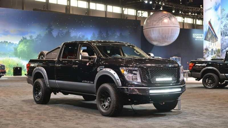 78 New 2019 Nissan Titan Xd Release Date with 2019 Nissan Titan Xd