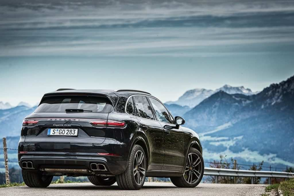 78 New 2019 Porsche Cayenne Turbo Review Photos with 2019 Porsche Cayenne Turbo Review
