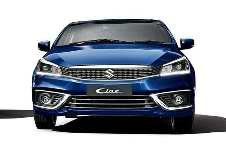 78 New 2019 Suzuki Ciaz Ratings by 2019 Suzuki Ciaz