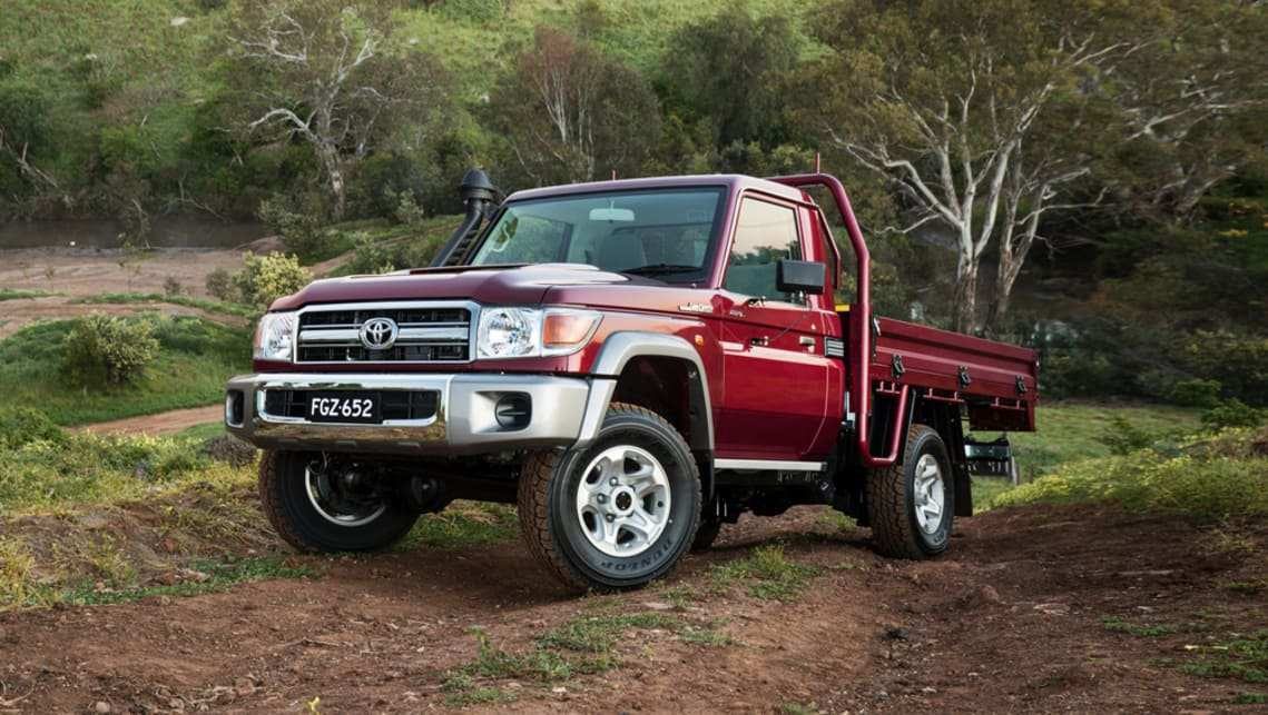 78 New 2019 Toyota Land Cruiser Ute Release by 2019 Toyota Land Cruiser Ute