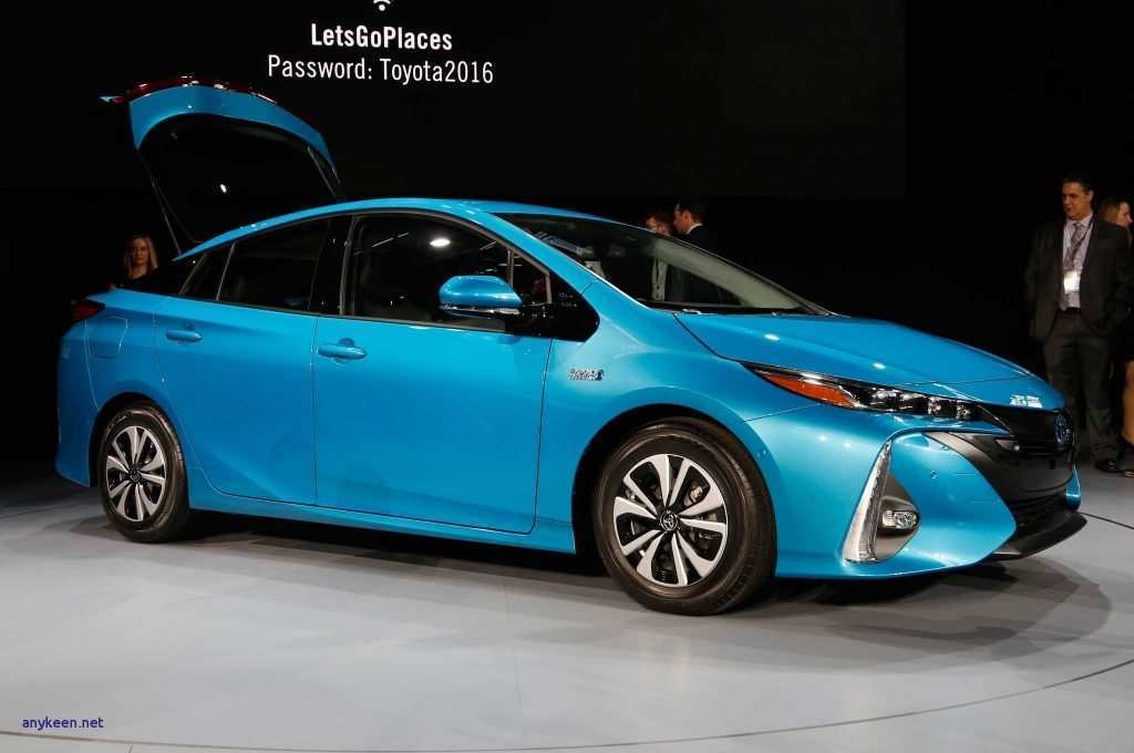 78 New 2019 Toyota Prius Plug In Hybrid Price and Review by 2019 Toyota Prius Plug In Hybrid