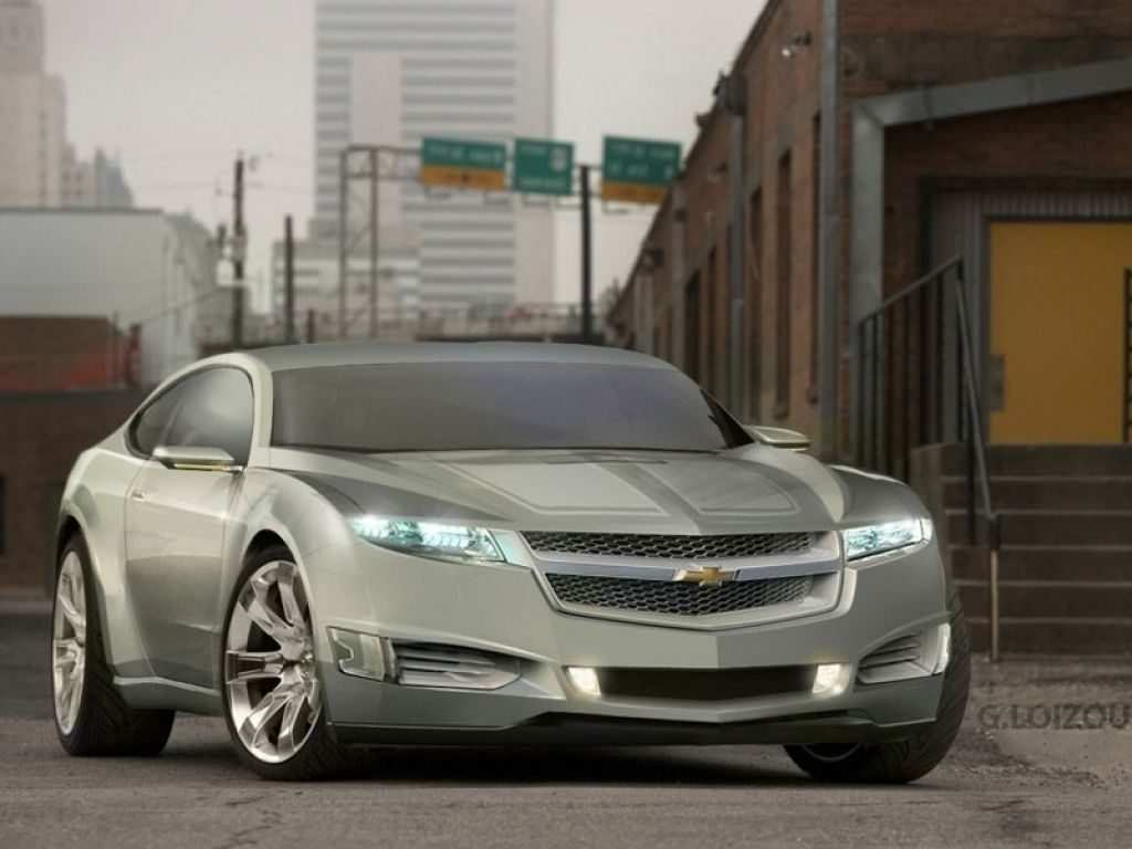 78 New 2020 Chevrolet Impala Style by 2020 Chevrolet Impala