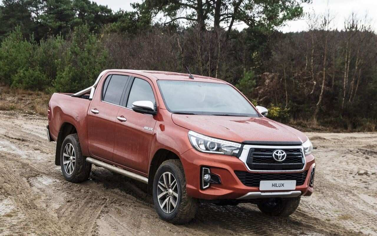 78 New Toyota Hilux 2020 Redesign and Concept for Toyota Hilux 2020