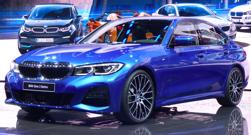 78 The 2019 3 Series Bmw Concept with 2019 3 Series Bmw