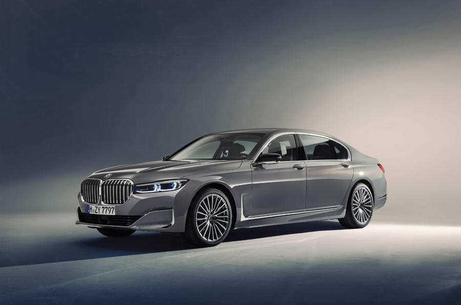 78 The 2019 Bmw 7 Series Lci Wallpaper by 2019 Bmw 7 Series Lci