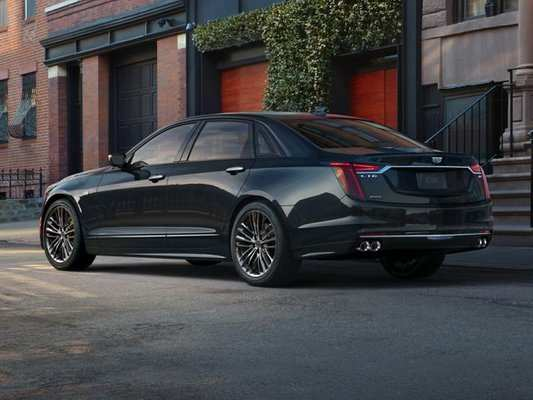 78 The 2019 Cadillac Ct6 Specs and Review for 2019 Cadillac Ct6