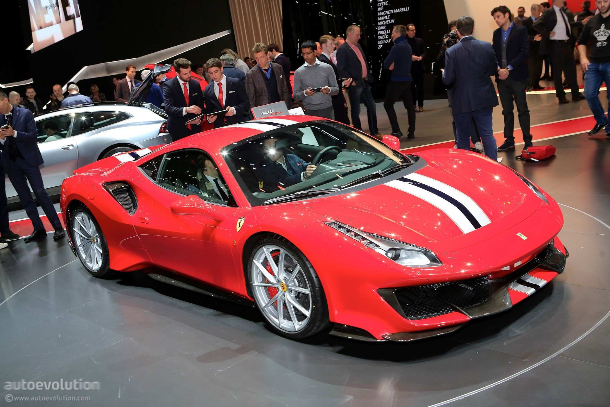 78 The 2019 Ferrari 488 Pista 2 Images with 2019 Ferrari 488 Pista 2