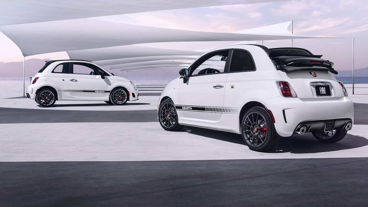 78 The 2019 Fiat Abarth 500 Performance and New Engine for 2019 Fiat Abarth 500