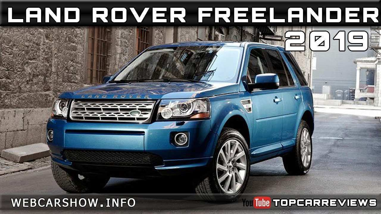 78 The 2019 Land Rover Freelander 3 First Drive by 2019 Land Rover Freelander 3