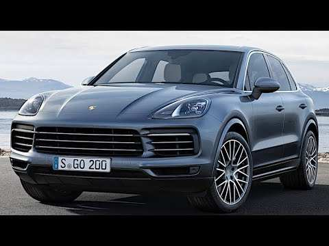 78 The 2019 Porsche Cayenne Video Interior with 2019 Porsche Cayenne Video
