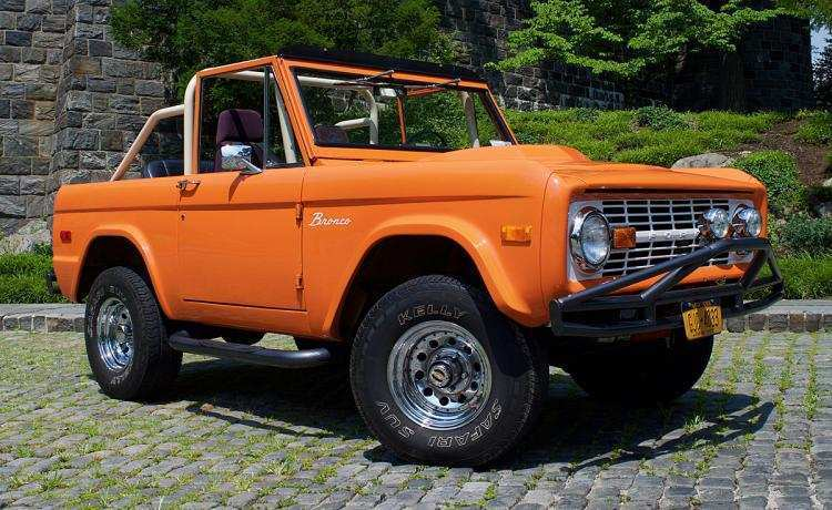 78 The 2020 Orange Ford Bronco Performance with 2020 Orange Ford Bronco