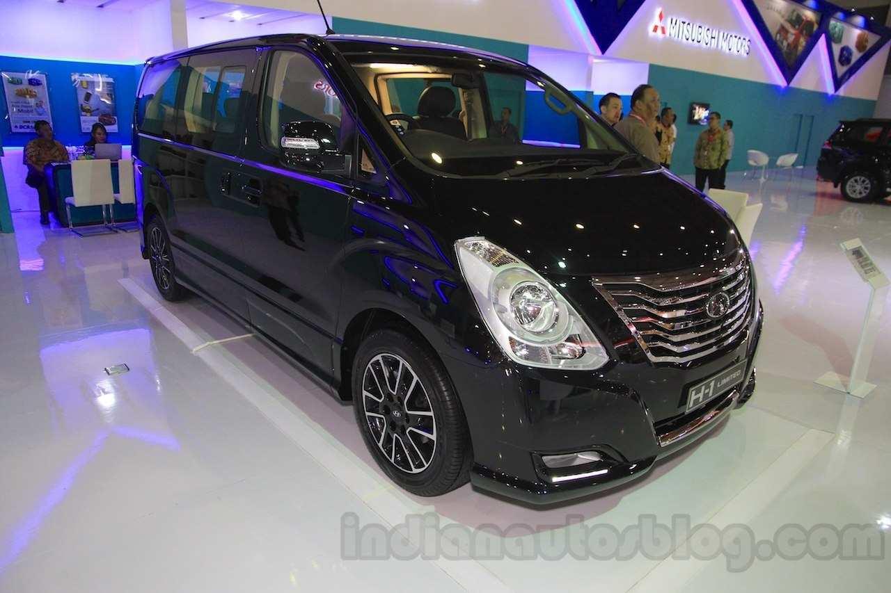 78 The Hyundai Starex 2020 Spesification by Hyundai Starex 2020