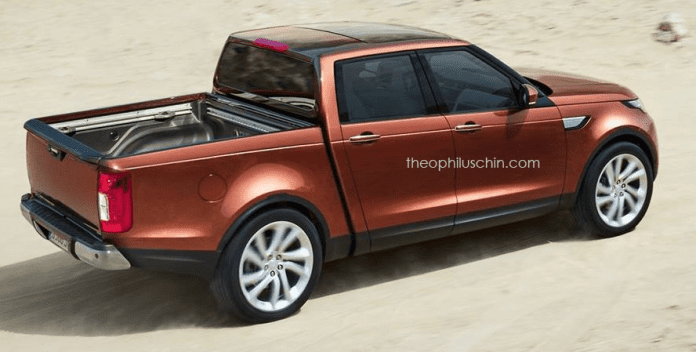 78 The Land Rover Pickup 2019 Redesign with Land Rover Pickup 2019