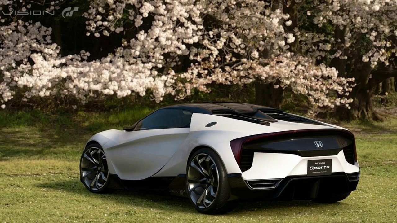 79 All New 2019 Honda Sports Car Redesign and Concept by 2019 Honda Sports Car