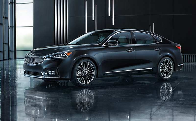 79 All New 2019 Kia Cadenza Redesign for 2019 Kia Cadenza