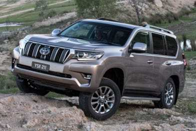 79 All New 2019 Toyota Prado Picture for 2019 Toyota Prado