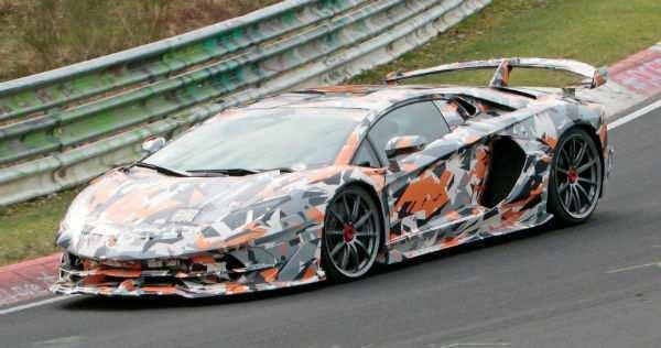 79 All New 2020 Lamborghini Svj Style by 2020 Lamborghini Svj