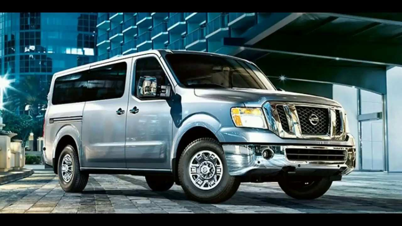 79 All New 2020 Nissan Nv3500 Price and Review by 2020 Nissan Nv3500