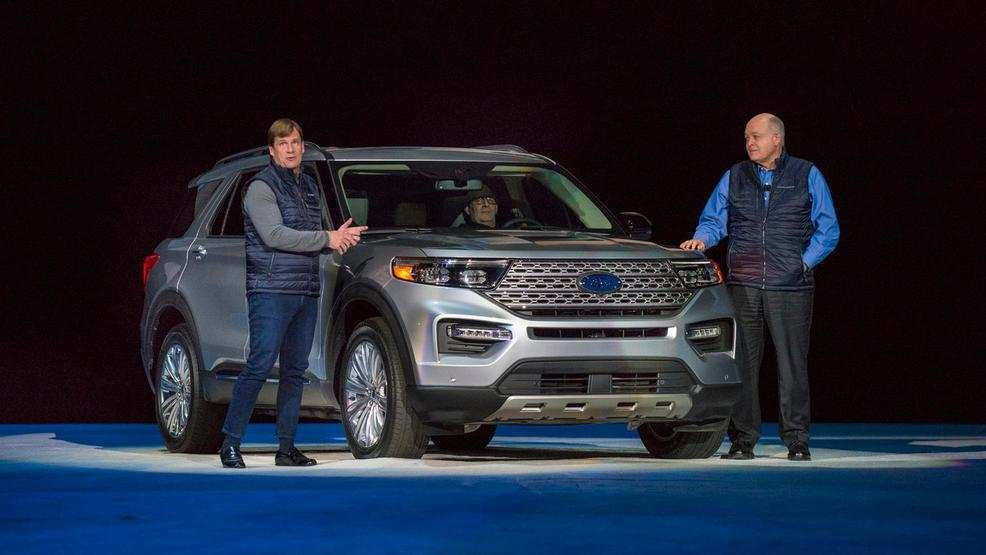 79 All New Ford News 2020 Concept by Ford News 2020