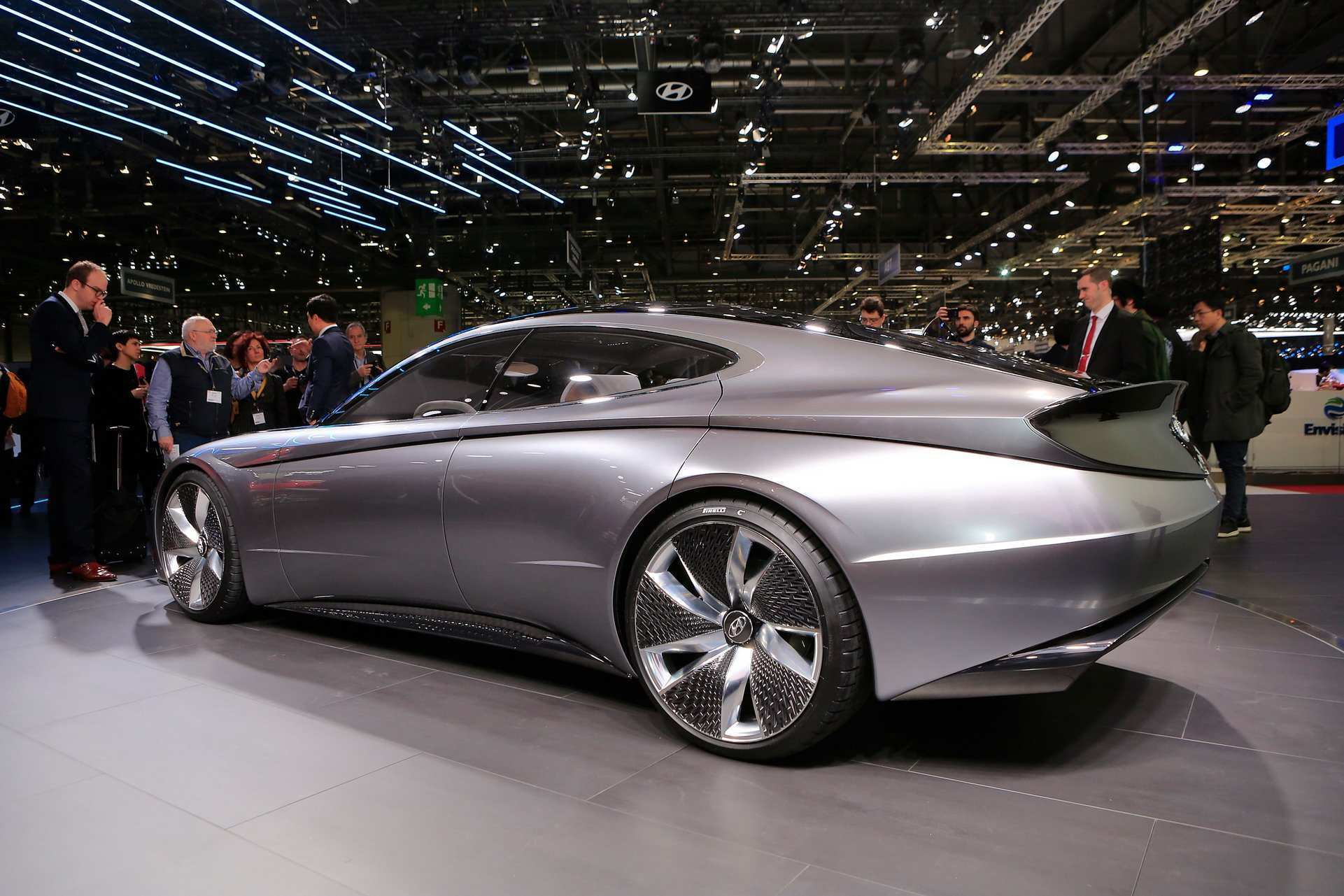 79 All New Hyundai Concept 2020 Redesign for Hyundai Concept 2020