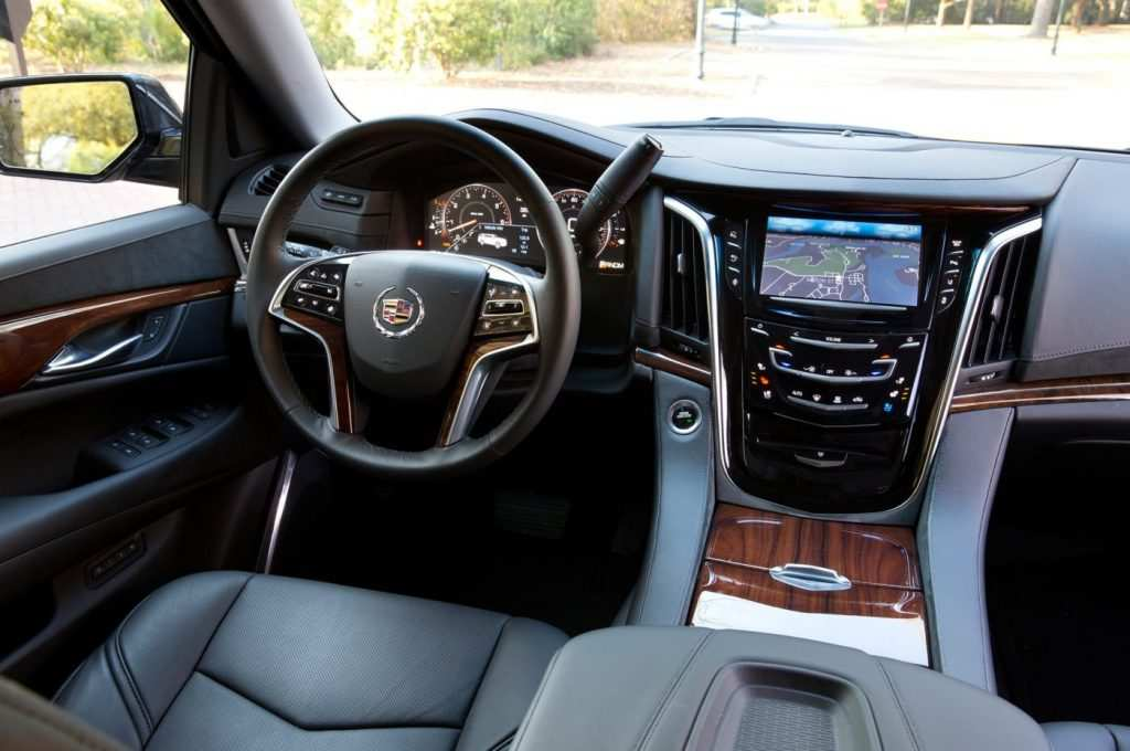 79 Best Review 2019 Cadillac Escalade Interior Exterior with 2019 Cadillac Escalade Interior