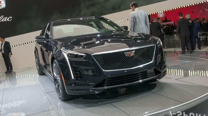 79 Best Review 2019 Cadillac V8 Specs by 2019 Cadillac V8