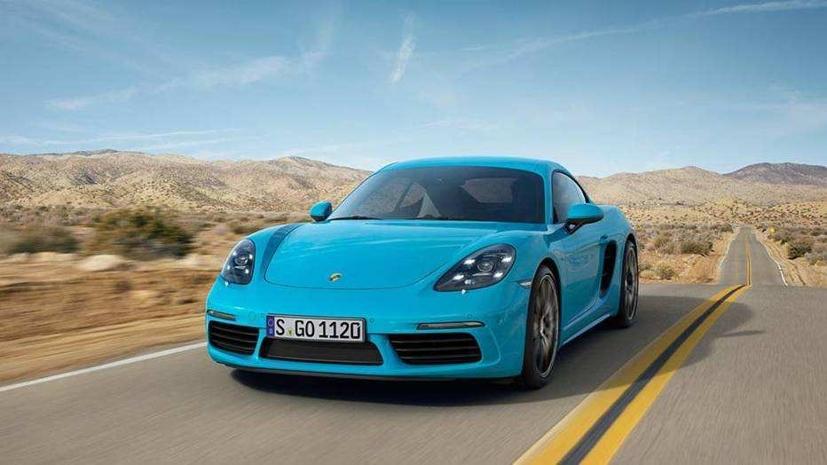 79 Best Review 2019 Porsche Cayman Exterior and Interior with 2019 Porsche Cayman